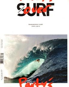 Transworld SURF | 9/2013 Cover