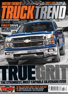 Truck Trend Magazine 9/1/2013