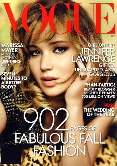 Vogue Cover - 9/1/2013