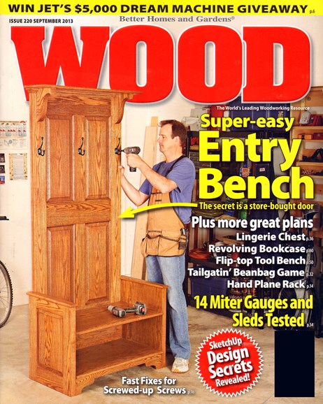 Wood Cover - 9/1/2013