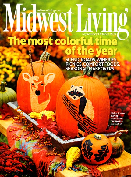Midwest Living Cover - 9/1/2013