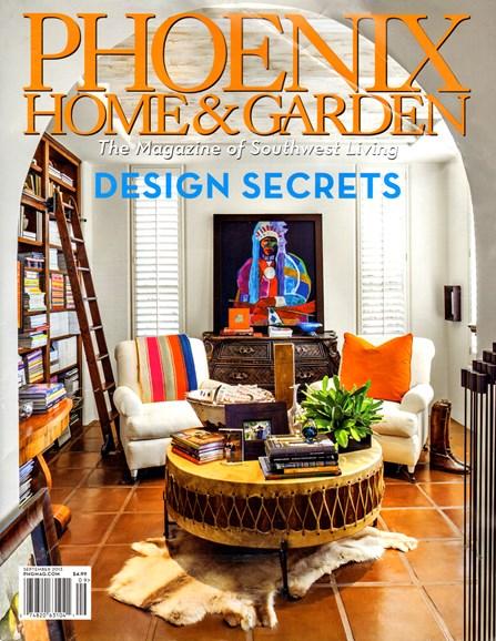 Phoenix Home & Garden Cover - 9/1/2013
