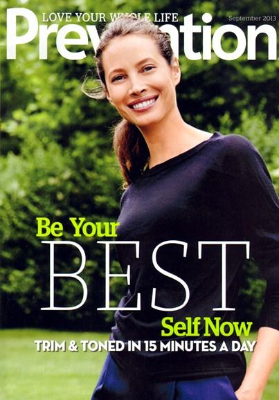 Prevention Cover - 9/1/2013