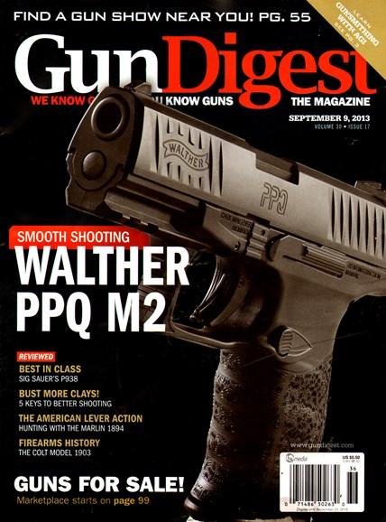 Gun Digest Cover - 9/9/2013