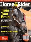 Horse & Rider Magazine 9/1/2013