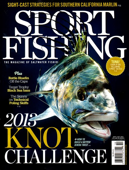 Sport Fishing Cover - 9/1/2013