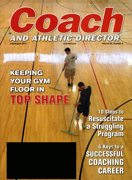 Coach & Athletic Director Cover - 7/1/2013