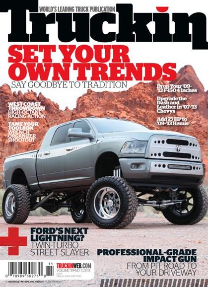Truckin' Cover - 9/16/2013
