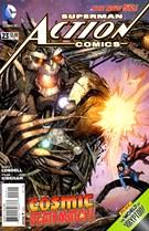 Superman Action Comics 10/1/2013