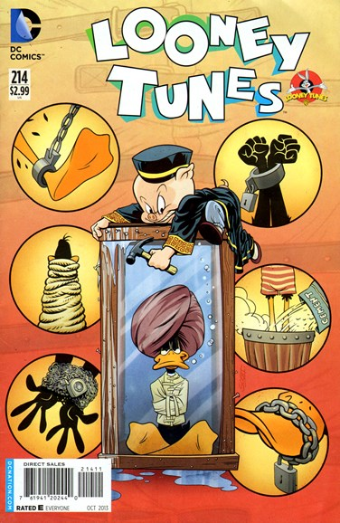 Looney Tunes Cover - 10/1/2013
