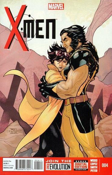 X-Men Gold Cover - 9/1/2013