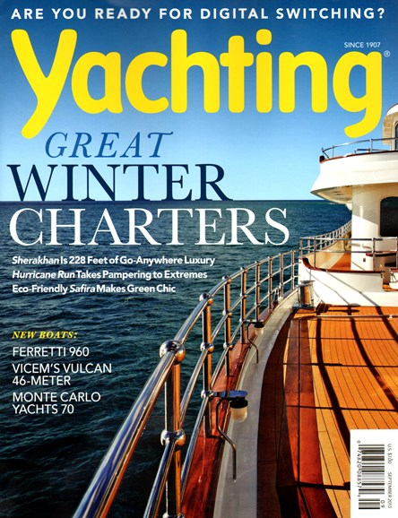 Yachting Cover - 9/1/2013
