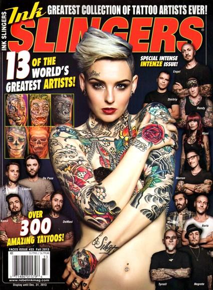 Rebel Ink Cover - 9/1/2013