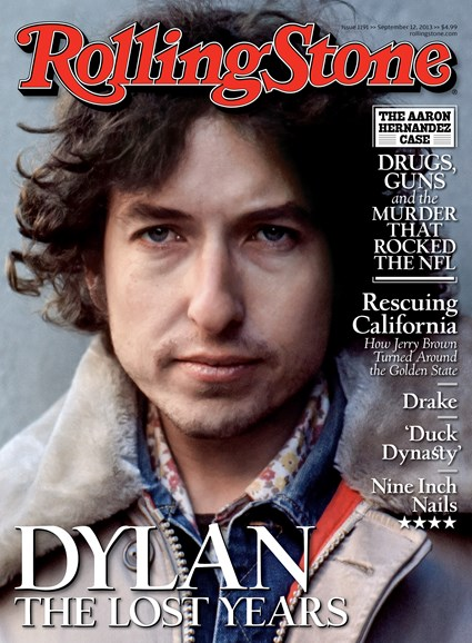 Rolling Stone Cover - 9/12/2013