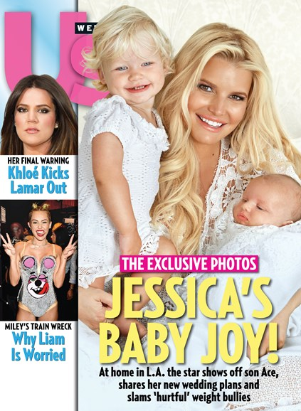 Us Weekly Cover - 9/9/2013