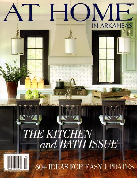 At Home In Arkansas Cover - 9/1/2013