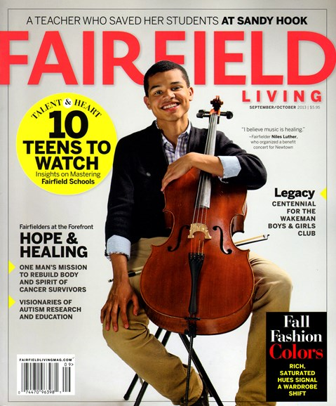 Fairfield Living Cover - 9/1/2013