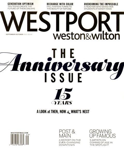 Westport Cover - 9/1/2013