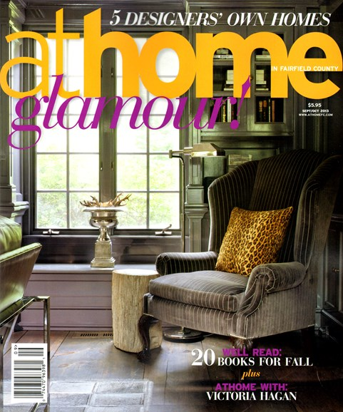 At Home in Fairfield County Cover - 9/1/2013