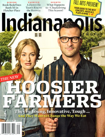 Indianapolis Monthly Cover - 9/1/2013