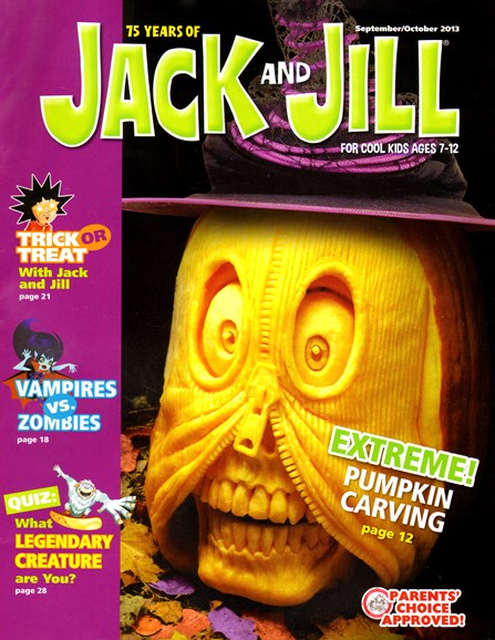 Jack And Jill Cover - 9/1/2013