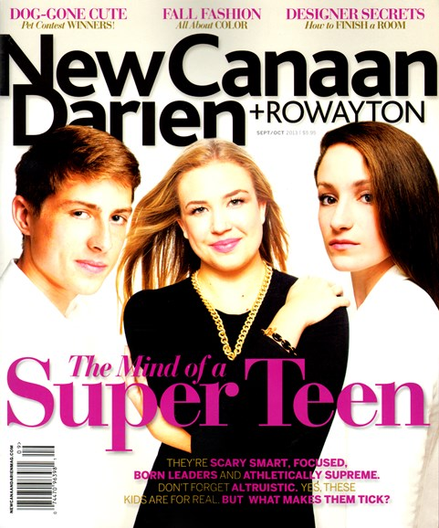 New Canaan-Darien Cover - 9/1/2013