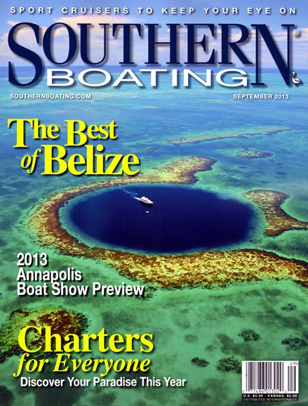 Southern Boating Cover - 9/1/2013