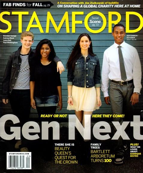 Stamford Magazine Cover - 9/1/2013