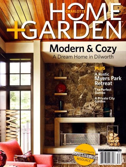 Charlotte Home & Garden Cover - 9/1/2013