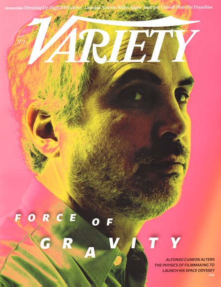 Variety Cover - 9/1/2013