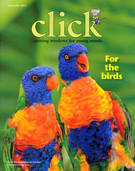 Click Cover - 9/1/2013