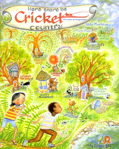 Cricket Cover - 9/1/2013