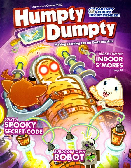 Humpty Dumpty Cover - 9/1/2013