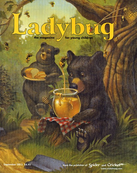 Ladybug Cover - 9/1/2013