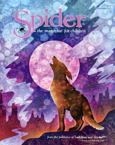Spider Cover - 9/1/2013