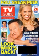 TV Guide Magazine 9/9/2013