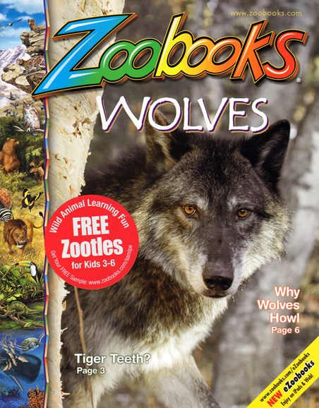 Zoobooks Cover - 8/1/2013