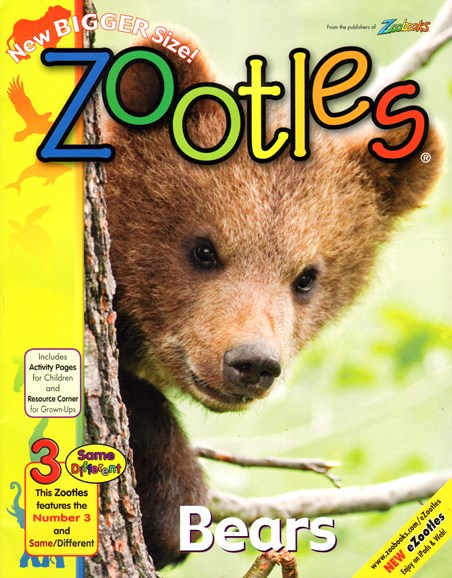 Zootles Cover - 8/1/2013