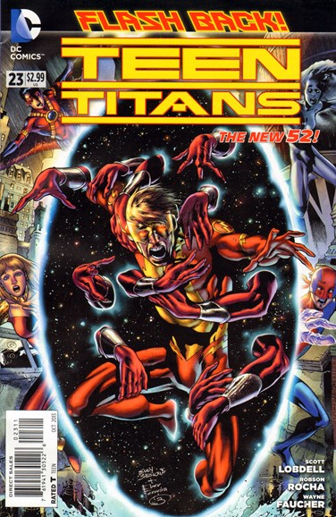 Teen Titans Cover - 10/1/2013