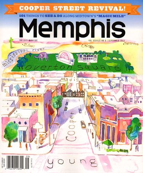 Memphis Cover - 9/1/2013
