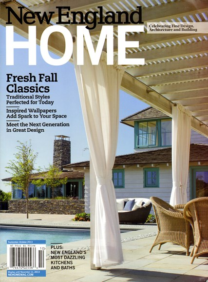 New England Home Cover - 9/1/2013