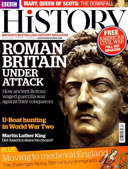 BBC History Cover - 8/1/2013