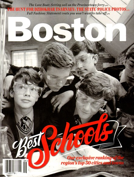 Boston Cover - 9/1/2013