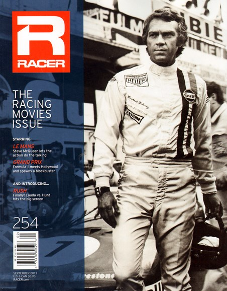 Racer Cover - 9/1/2013