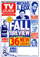 TV Guide Magazine 9/16/2013