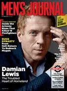 Men's Journal Magazine 10/1/2013