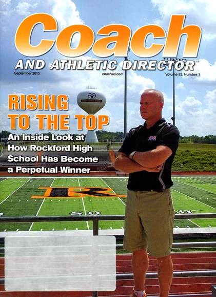 Coach & Athletic Director Cover - 9/1/2013