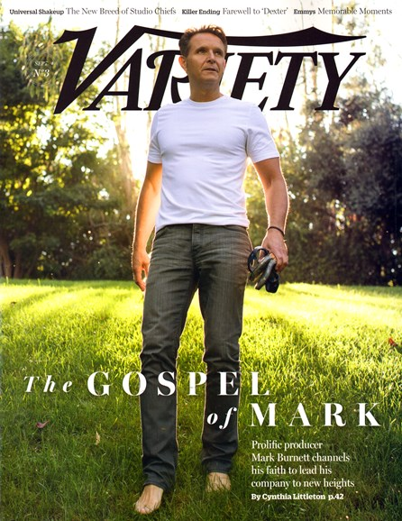 Variety Cover - 9/16/2013