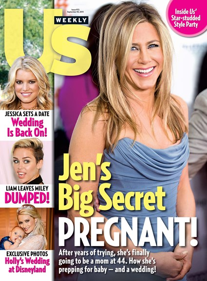 Us Weekly Cover - 9/30/2013