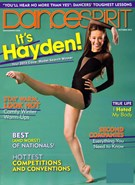 Dance Spirit Magazine 10/1/2013